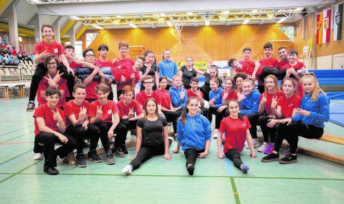 Je ein Mädchen- und Burschenteam der Sportmittelschulen Hohenems und Wolfurt sowie Equipen des BG Lustenau und der Mittelschule Zwischenwasser vertreten Vorarlberg heute bei den Schul Olympics in Wolfurt.Paulitsch