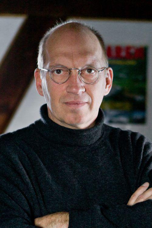 Jürgen Neffe ist mehrfach ausgezeichneter Wissenschaftsjournalist und Autor. DIRK BLEICKER