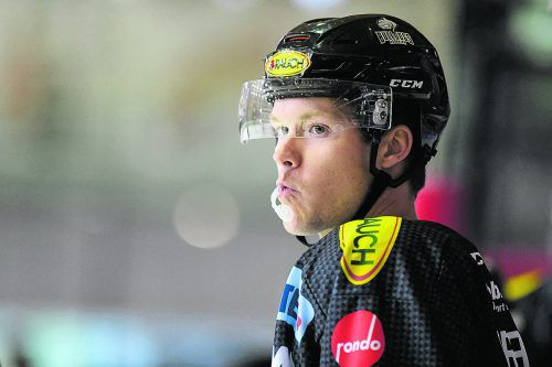 Kam nach einer Verletzung, gehörte dann zu Dornbirns Toppersonal: Matt Fraser. gepa