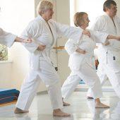 Karate für Senioren
