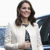 London macht sich bereit für das Royal-Baby