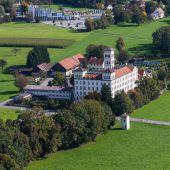 150 Wohnungen auf Klostergelände