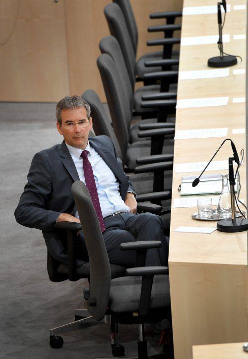 Finanzminister Löger: Spannend wird, was mit der Kalten Progression passiert. Eine bloße Teil-Abschaffung steht im Raum.APA