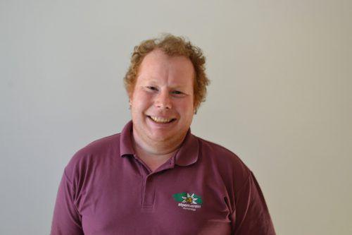 Lukas Bitsche führt seit vier Jahren mit viel Begeisterung und Engagement den Alpenverein Blumenegg. BI