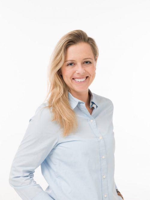 Martina Wasser ist seite 2016 Leiterin der Personalentwicklung. kika