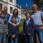 Zwölf Knaben und die neue Zeit in Riedenburg