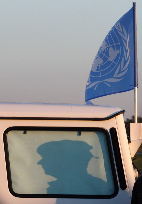 UN-Soldaten aus Österreich waren bis 2013 auf den Golan-Höhen im Einsatz.reuters