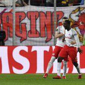 Bullen zwangen Lazio in die Knie
