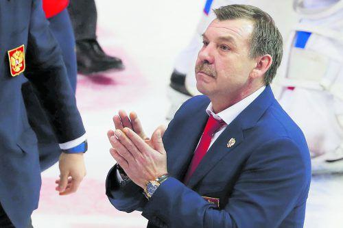 Musste trotz Olympiasieg seinen Posten räumen: Oleg Znarok.ap