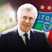 Ancelotti soll SquadraAzzurra aus Krise führen
