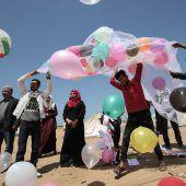 Letztes Aufgebot der Hamas