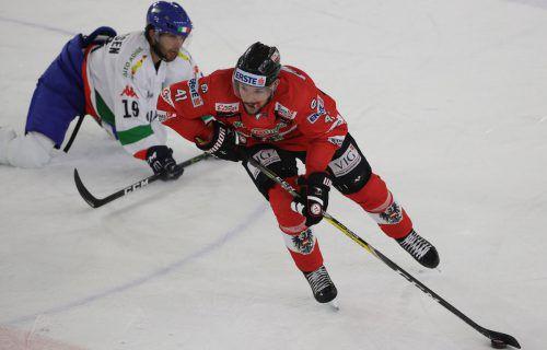 Patrick Spannring erzielte nach seinem Tor gegen Weißrussland auch gegen Norwegen einen Treffer.gepa