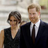 Prinz William wird Harrys Trauzeuge