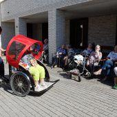 Radeln ohne Alter erfährt Zulauf