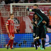 Real Madrid schocktdie Bayern