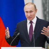 Sanktionsspirale dreht sich weiter