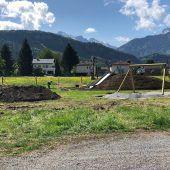 Neue Spielplätze für Feldkirchs Kinder