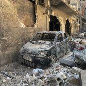 Streit um Syrien-Untersuchung