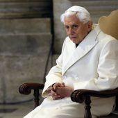 Glückwünsche zum 91. Geburtstag für Ex-Papst Benedikt