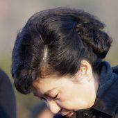 Lange Haftstrafe für Ex-Präsidentin