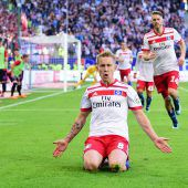 Bundesliga-Dino schaltet in den Kampfmodus