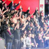 Bei den Fans ist Feldkirch die Nummer 1