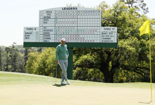 Bernd Wiesberger hat seine beste Platzierung beim Masters in Augusta als 22. beim Debüt im Jahr 2015 erreicht.apa