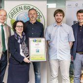 Buchdruckerei Lustenau bleibt zum bereits vierten Mal green