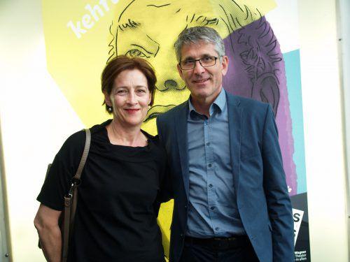 Verena und Martin Summer (Rhomberg Bau).