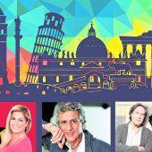 Große Nacht der Italo-Stars auf der Seebühne in Bregenz