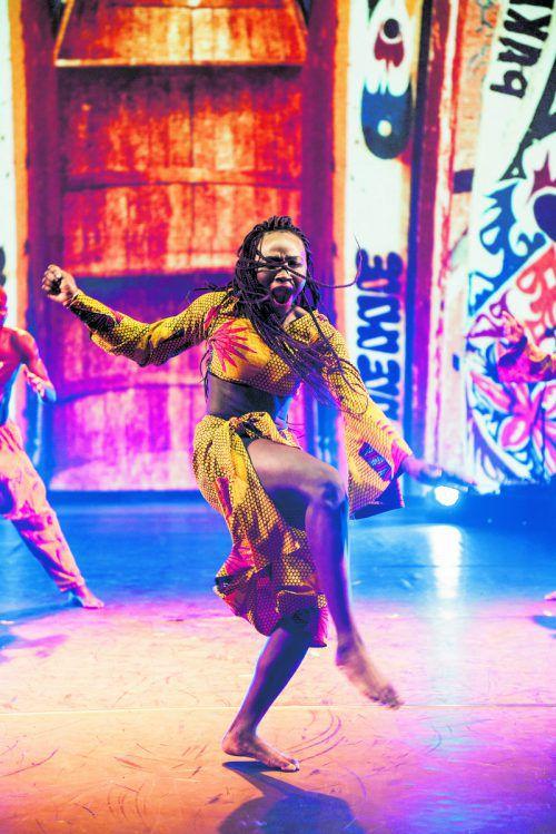 """Vom 9. bis 13. Mai 2018 gastiert """"Afrika! Afrika!"""" im Festspielhaus: VN-Abonnenten können Karten für die Show am Mittwoch, 9. Mai 2018 gewinnen. nilz boehme"""
