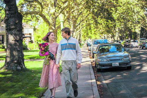 """Was """"Lady Bird"""" in ihrem letzten Jahr an der Highschool in Sacramento erlebt, inszeniert Greta Gerwig in ihrem Regiedebüt. Universal Pictures"""