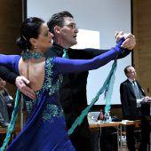 Tanzsport total im Dreiländereck