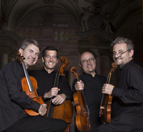 Zahlreiche Uraufführungen bilden das Profil des berühmten Quartetts. nanc y horowitz