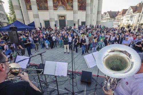 Zahlreiche Zuschauer unterstützten die Forderung der Kulturschaffenden nach einer umfangreichen Kulturberichterstattung des ORF zu einer vernünftigen Sendezeit. Sams