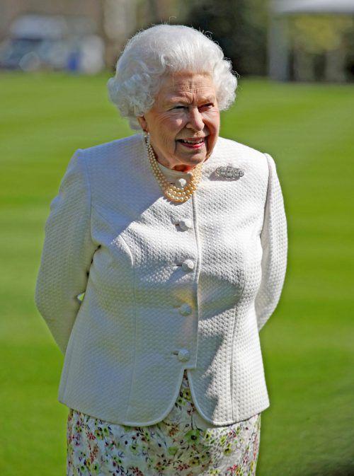 Zu Ehren der Queen findet heute abend ein Konzert in der Royal Albert Hall statt.. AFP