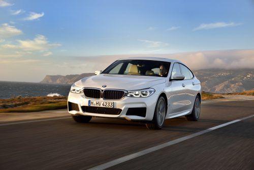 190-PS-Diesel ist ab Juli für den neuen BMW 6er Gran Turismo erhältlich.werk
