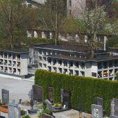 60 neue Urnengräber am Frastanzer Friedhof
