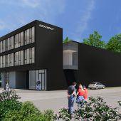 Zwei Millionen Euro für zukünftigen Hauptsitz