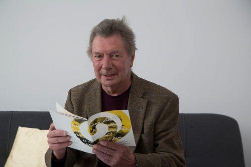 Als Präsident der Vorarlberger Krebshilfe ist Gebhard Mathis froh um jeden Beitrag, mit dem die Organisation ihren Klienten unterstützend beistehen kann.Vn/paulitsch