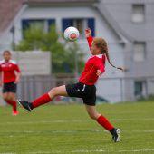 Projekt Mädchenfußballwinkt ein UEFA-Award