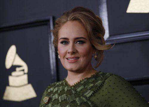Angeblich plant Adele nur eine kleine Party mit Familie und Freunden in ihrem derzeitigen Wohnort Los Angeles. AP