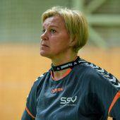 """<p class=""""caption"""">Anna Moosbrugger (l.) und Johanna Rauch übernahmen viel Verantwortung und erzielten zusammen im Ländle-Derby elf Tore für den siegreichen SSV Schoren. VN/Lerch</p>"""