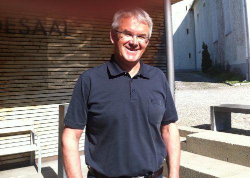 Arnold Hirschbühl verabschiedet sich nach 23 Jahren in den Ruhestand.