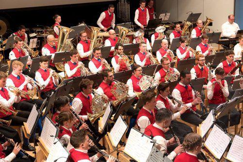 Im Vorarlberger Blasmusikverband sind über 5800 Musikerinnen und Musiker in 128 Vorarlberger Musikvereinen aktiv. MV Hittisau