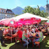 Großes Fest der Begegnung im Franziskanerkloster in Bludenz