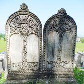 400 Jahre Geschichte des jüdischen Friedhofs