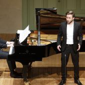 Fingerlos und Gaigg huldigten Schubert