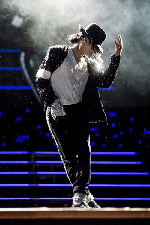 """""""Beat it"""" eine Hommage an den größten Entertainer unserer Zeit. Veranstalter"""