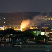 Aufatmen in Dresden: Bombe erfolgreich entschärft